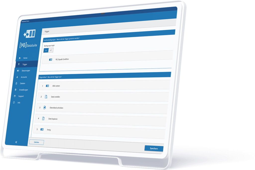 MB Software Data Suite 3 Dashboard