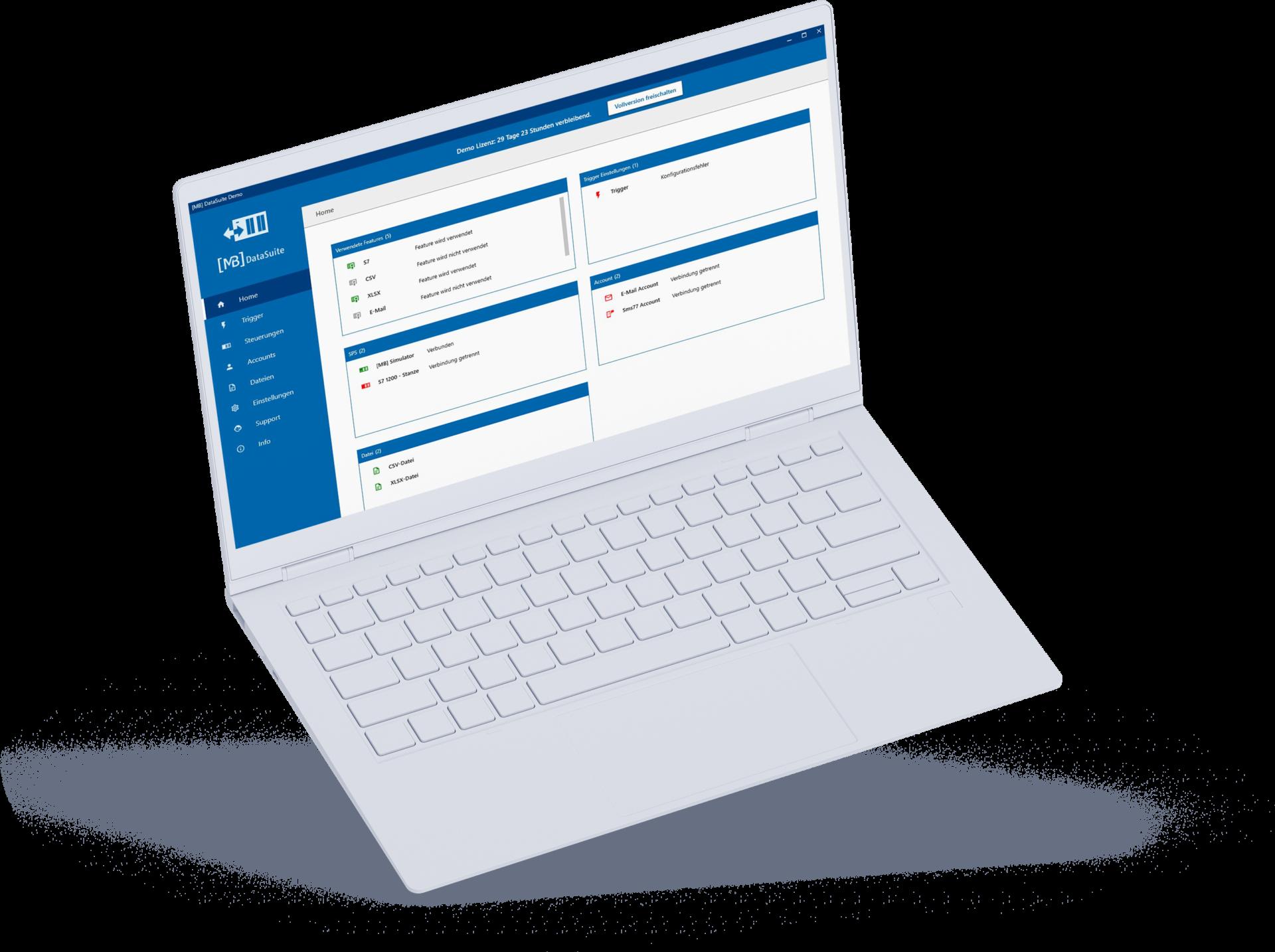 MB DataSuite