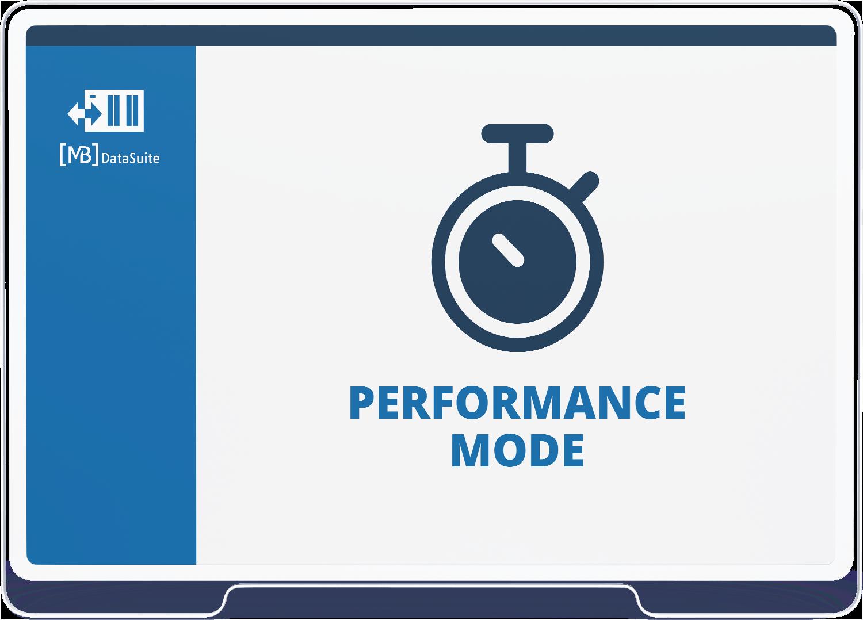 Noch schneller Excel Dateien schreiben: Performance Mode
